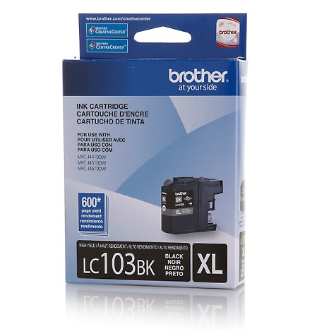 Brother LC103BKS ink cartridges
