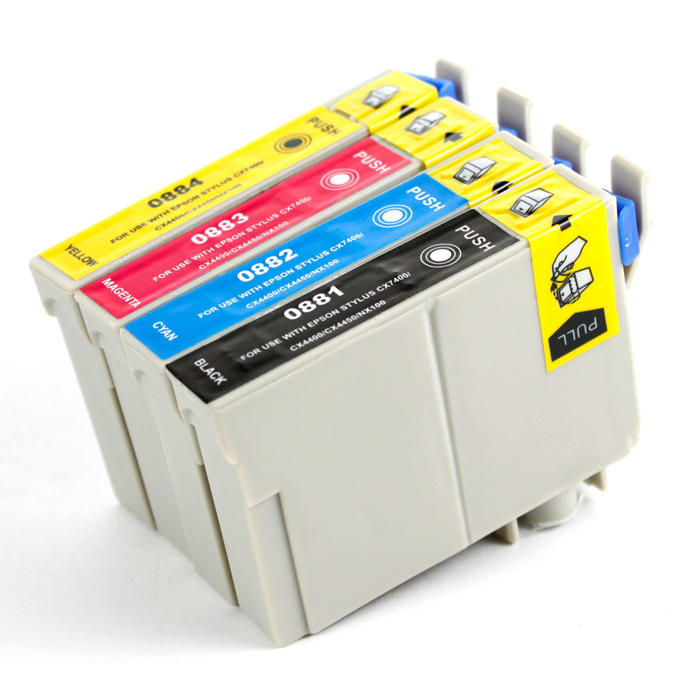Epson-T088 compatible ink cartridges