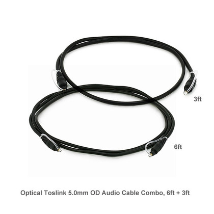 Optical-Toslink Audio-Cable
