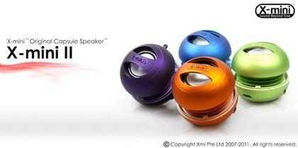 XMI® X-mini II Capsule Speaker