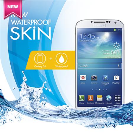 iOttie Waterproof Skin for Samsung Galaxy S4
