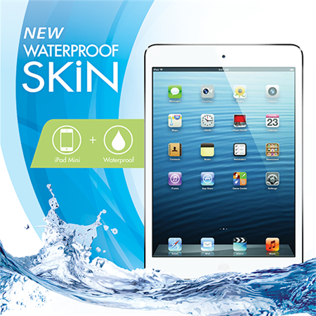 iOttie® New Waterproof Skin for iPad Mini Reusable