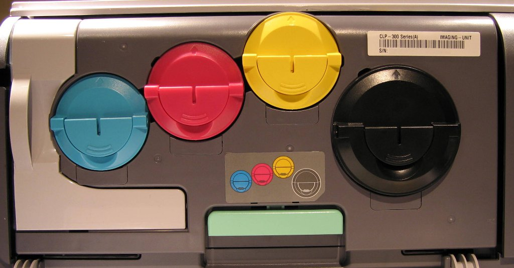 Samsung CLP300 Colour Laser Printer
