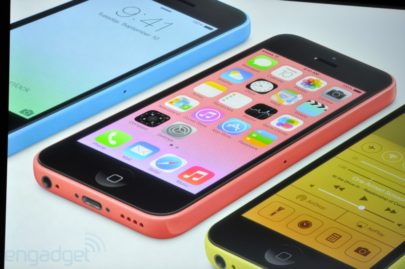 IPhone 5C or 5S?