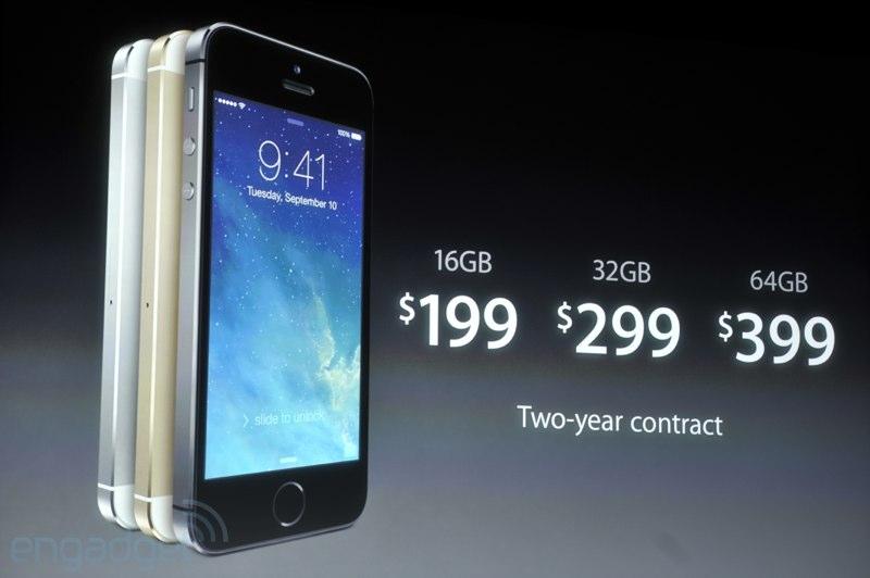 iphone2013 5c 5s