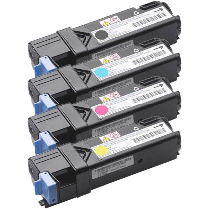 DELL KU052/53/54/55 New Compatible Toner Cartridge Combo Set