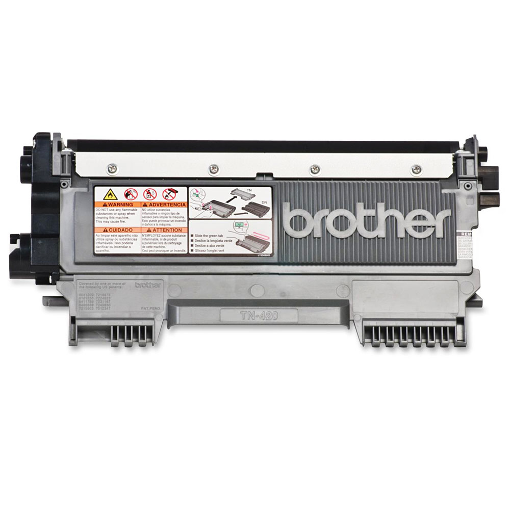 BROTHER-TONER-TN420-OEM