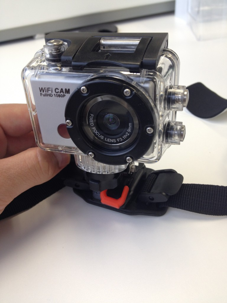 Wifi Sport camcorder