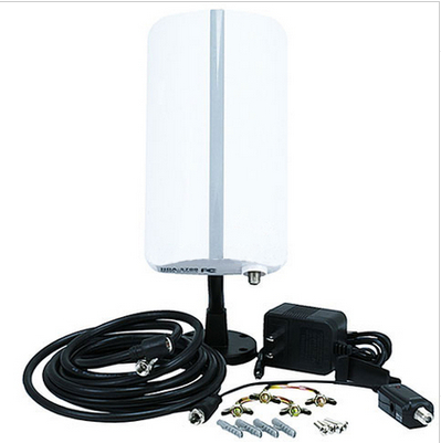 how to connect primecables hdtv antenna