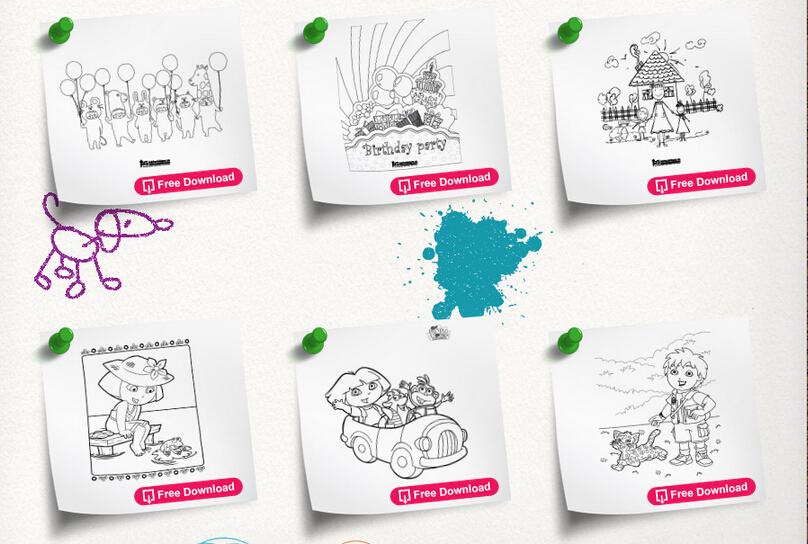 Printable Game for Kids