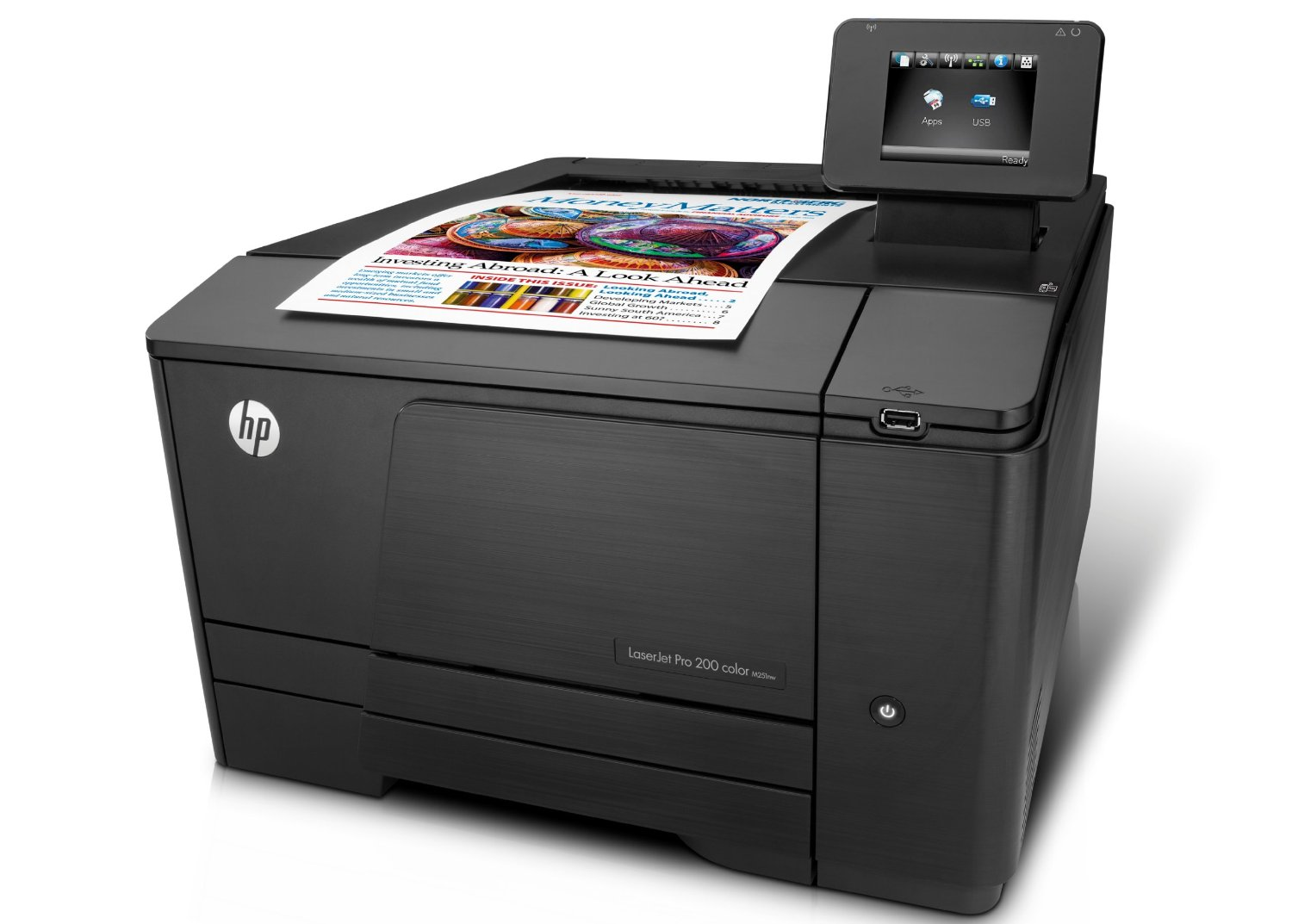 Review: HP LaserJet PRO 200 Color M251NW laser Printer - 123Ink.ca Canada