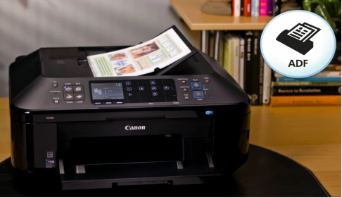 Canon Pixma MX922 Wireless Office All-In-One Printer ...