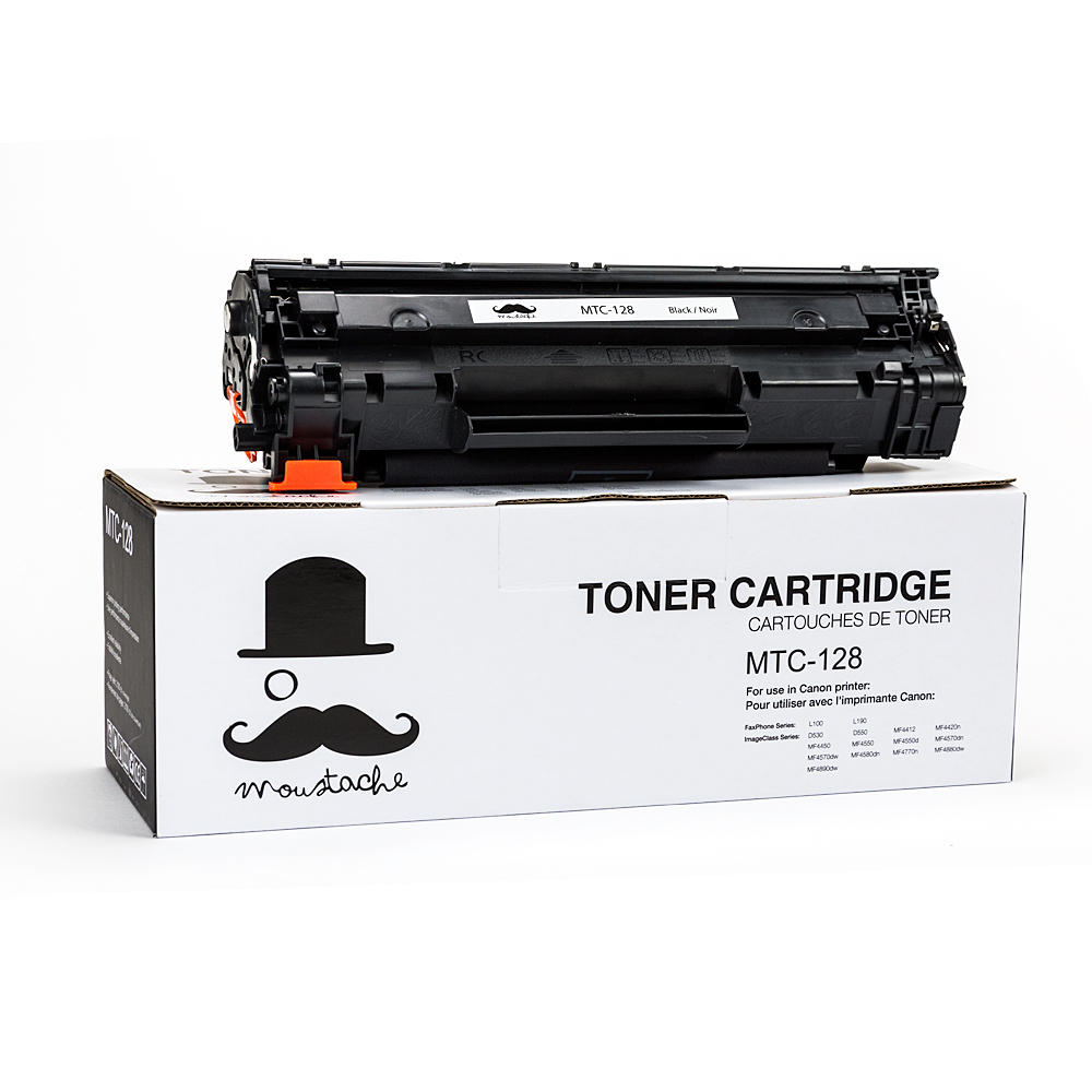 Canon 128 New Compatible Black Toner Cartridge