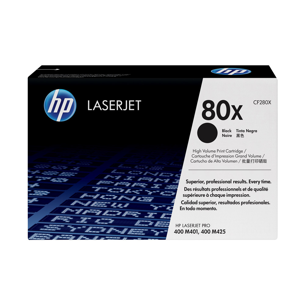 HP CF280X toner cartridge
