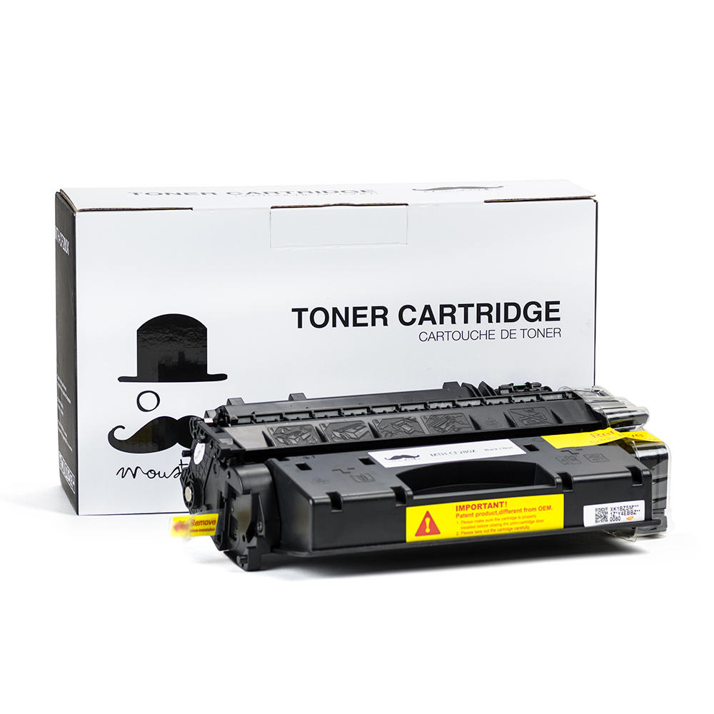 Moustache HP CF280X Compatible Toner Cartridge