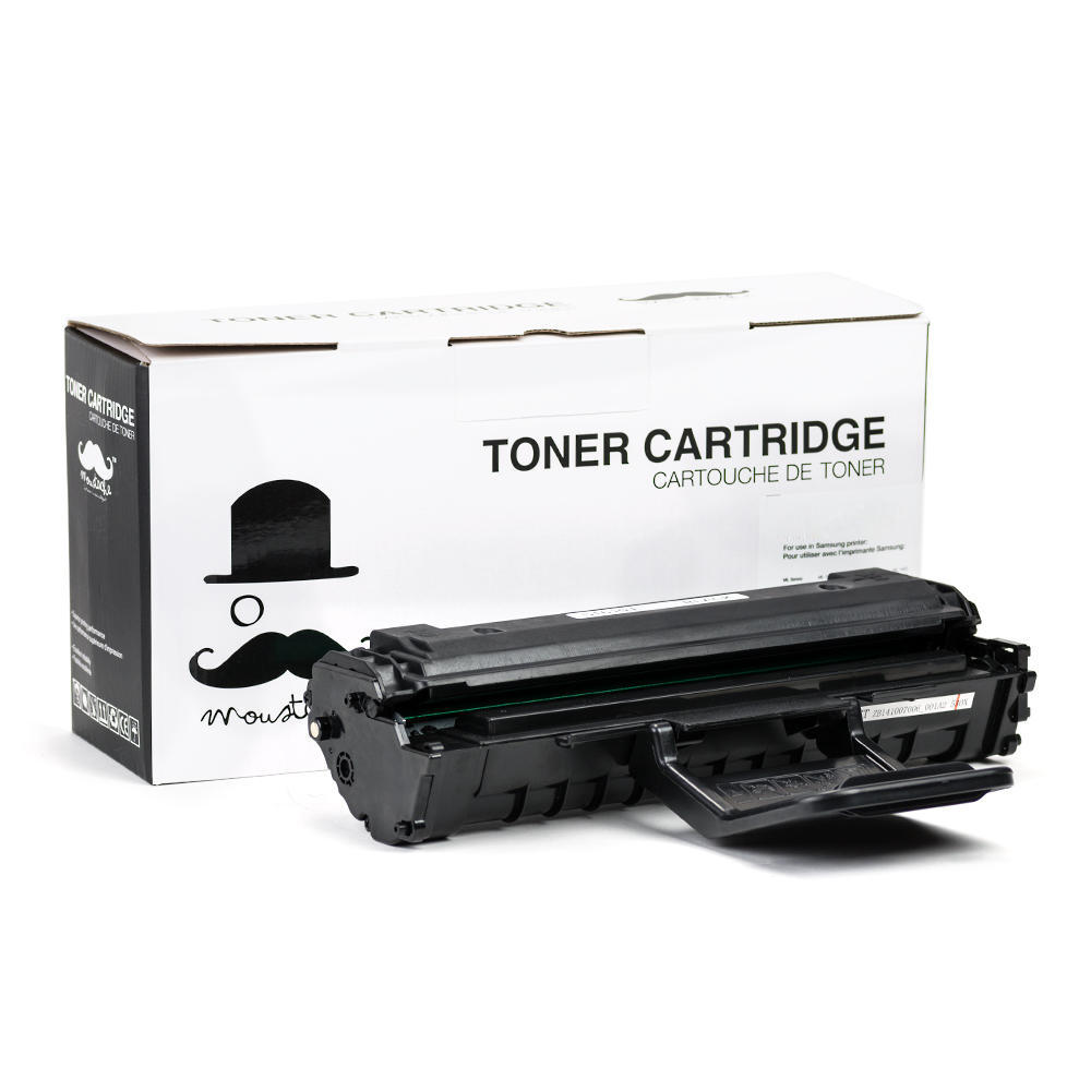 Moustache Samsung ML-2010D3 Compatible Black Toner Cartridge