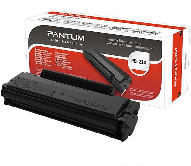 Pantum PB-210 OEM Black Toner Cartridge (Standard Yield)