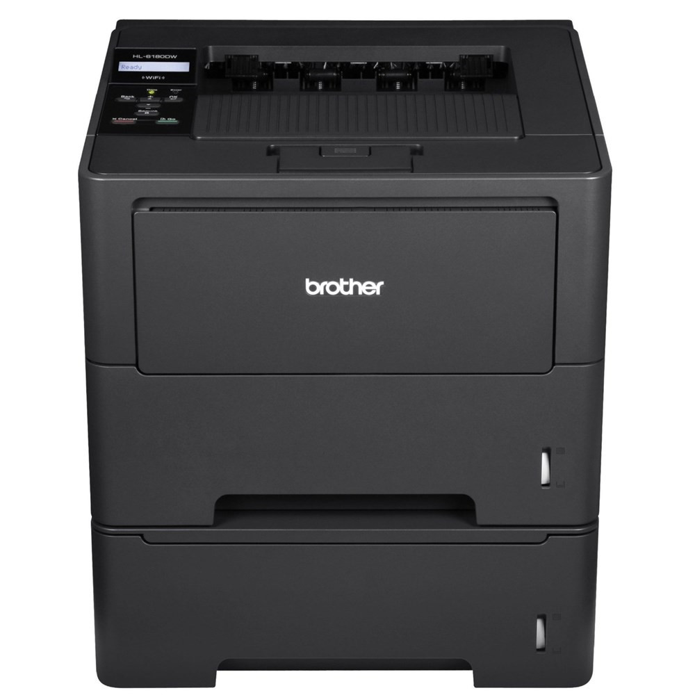 Brother HL-6180DWT Monochrome Laser Printer