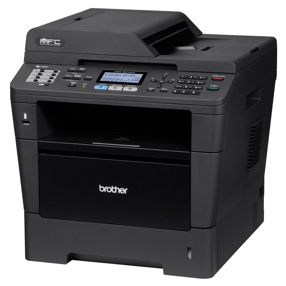 Brother MFC-8510DN Monochrome Laser All-in-One Printer