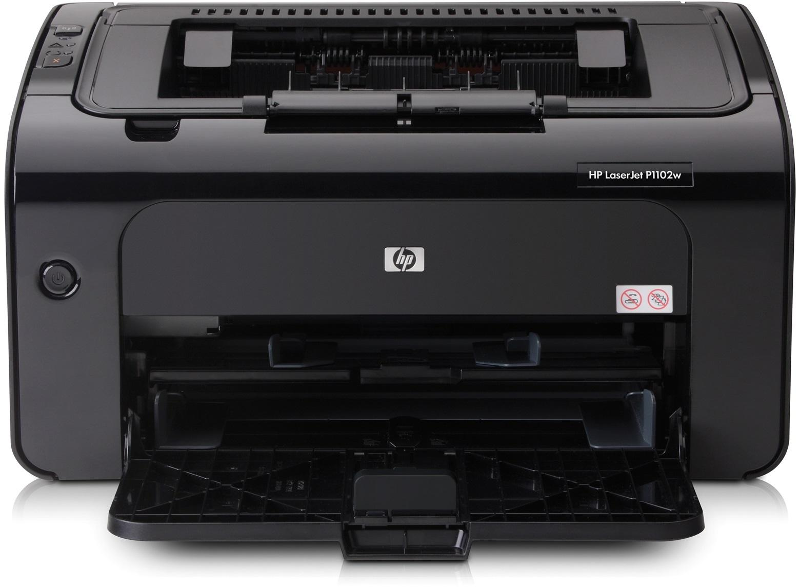 HP® LaserJet Pro (P1102W) Wireless Monochrome Laser Printer