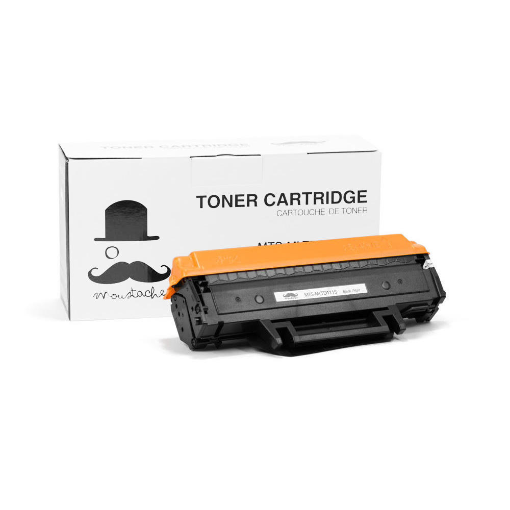Moustache® Samsung-MLT-D111S-New-Compatible-Black-Toner-Cartridge