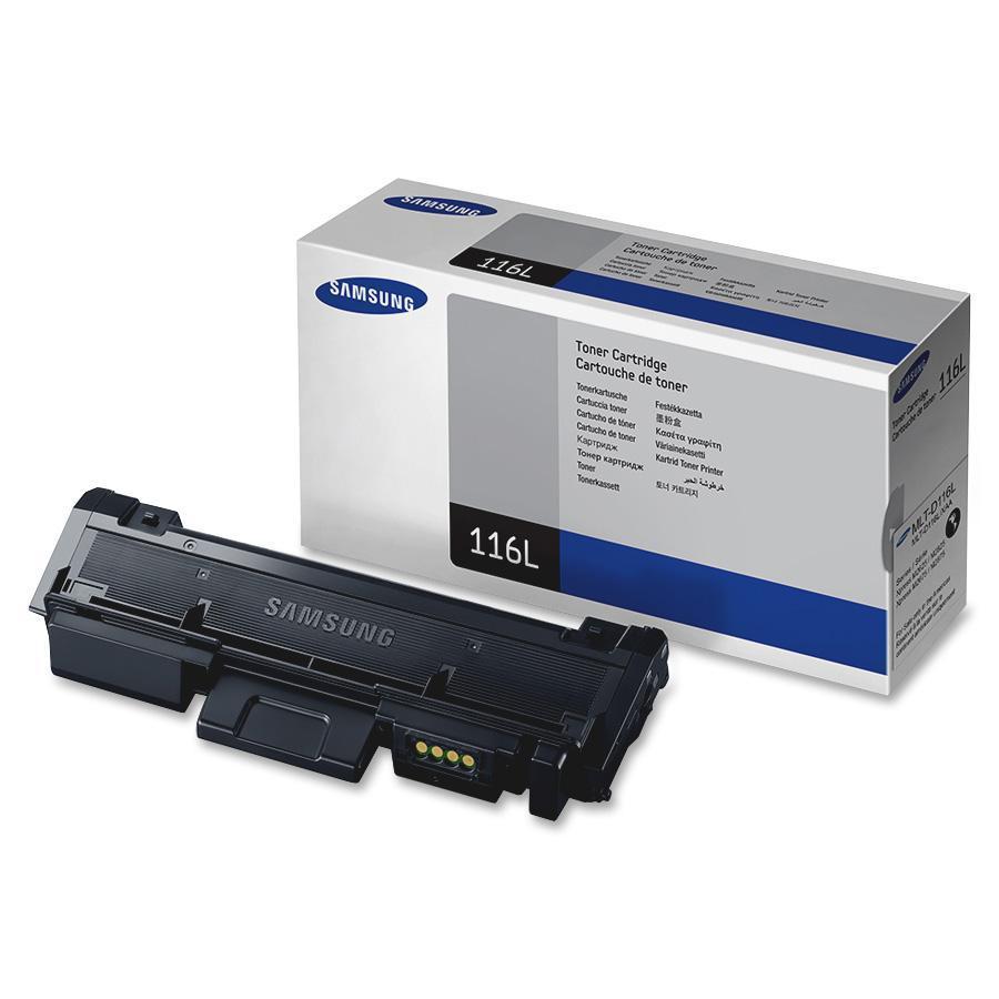 Samsung MLT-D116L Original Black Toner Cartridge