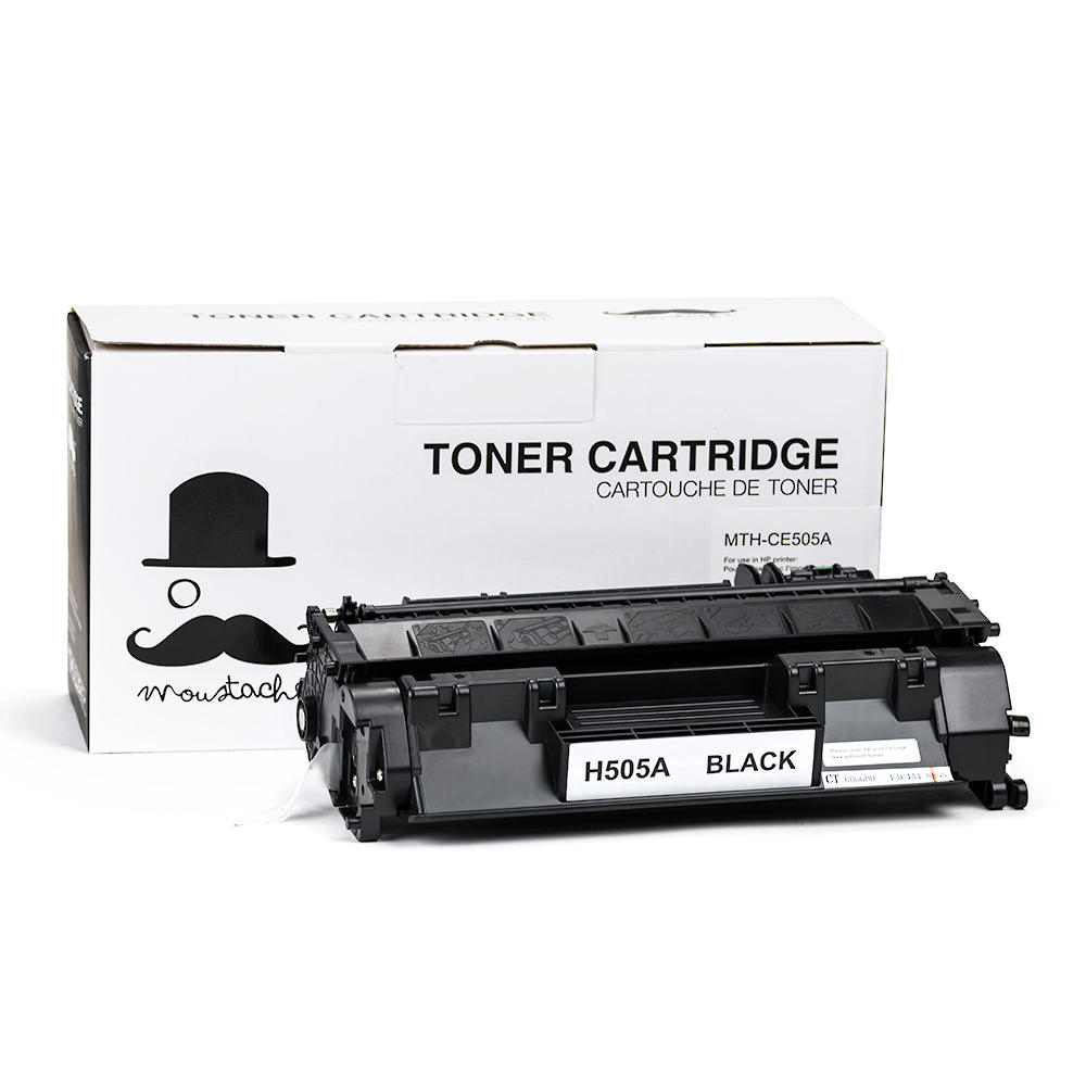 HP-CE505A-New-Compatible-Black-Toner-Cartridge-HP-05A-Moustache