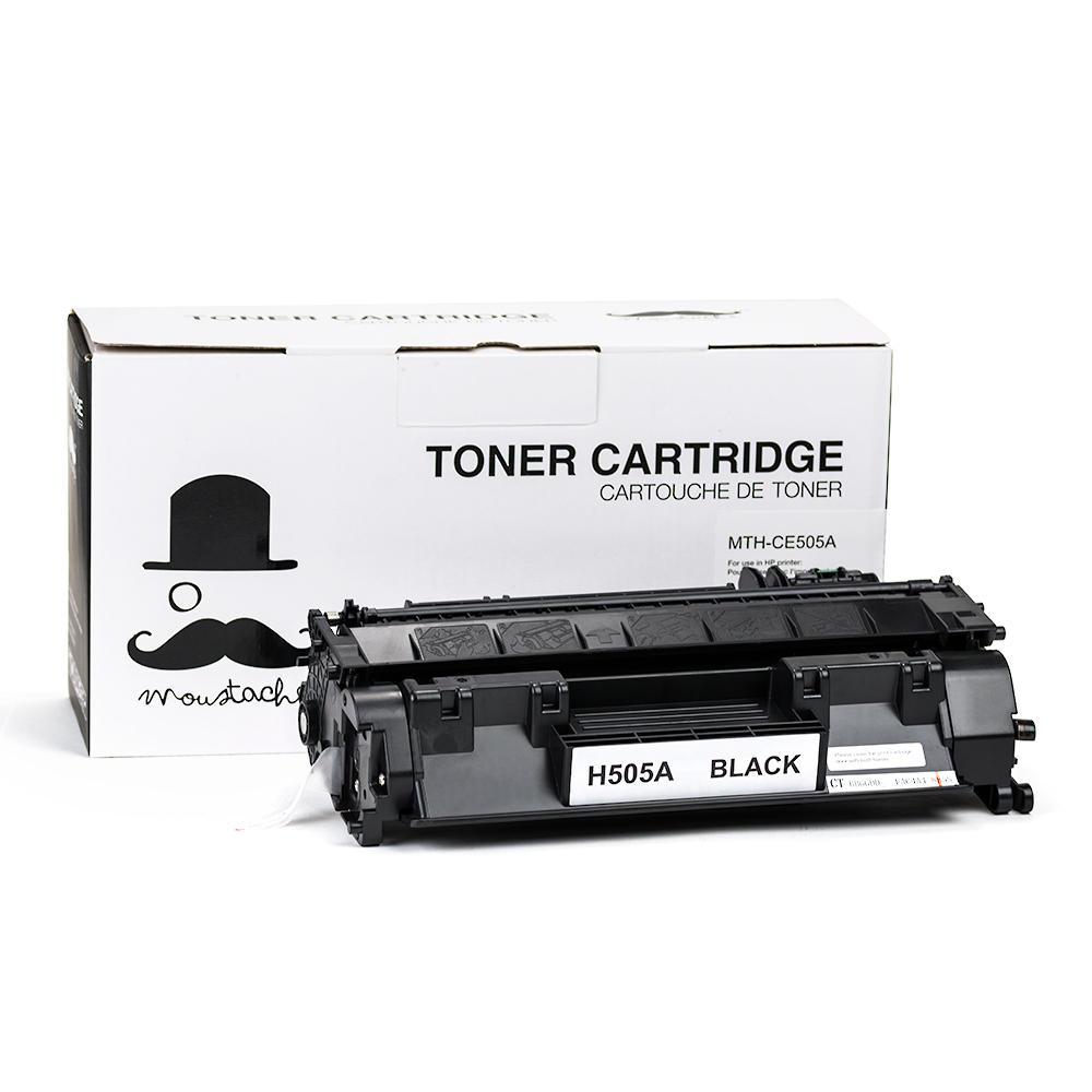 HP-CE505A-New-Compatible-Black-Toner-Cartridge-HP-05A-Moustache