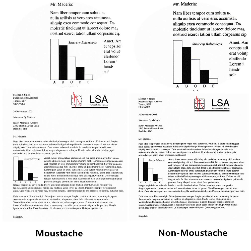 The Comparison Between Samsung 406 Series Moustache Toners and Non-Moustache Toners