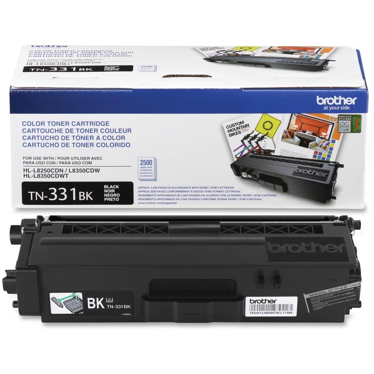 Tn 331 336 Toner Reset Instruction 123inkca Canada Tinta Hp 46 Black Colour Original Brother Tn331bk Cartridge