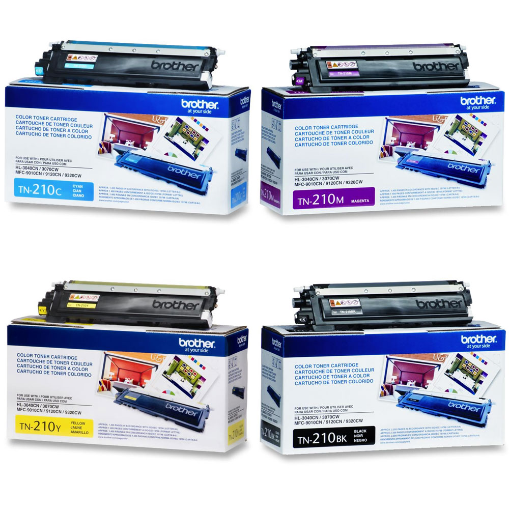 Brother-OEM-TN210-Combo-Toner-Cartridge