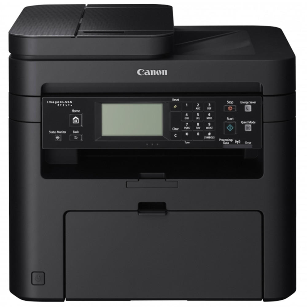 Canon imageCLASS MF217W Black & White Laser Multifunction Printer(Part No.:9540B137)