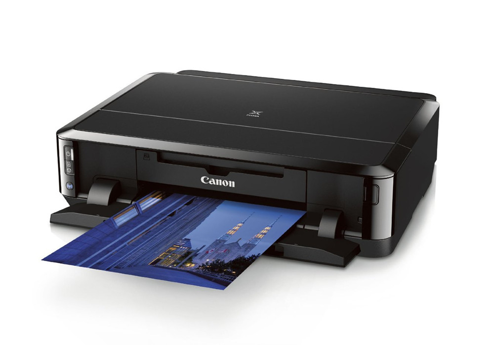 Canon PIXMA iP7220 Color Wireless Inkjet Photo Printer(Part No.:6219B002)