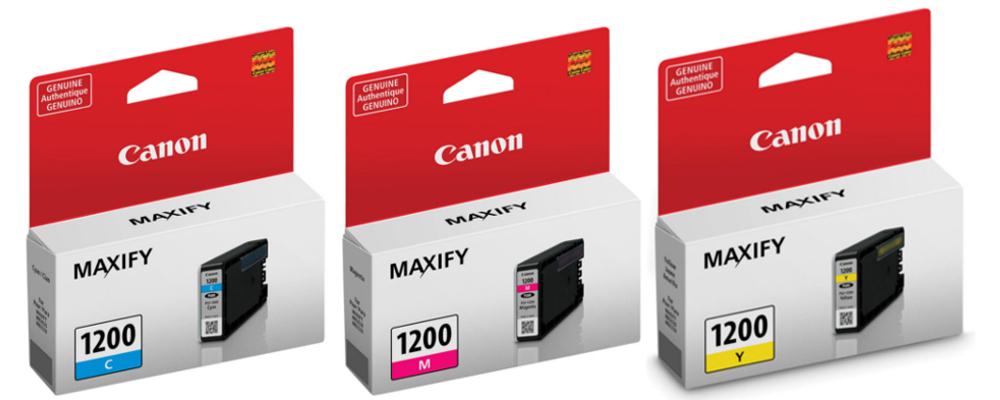Canon PGI-1200 Original Color Pigment Ink Tank
