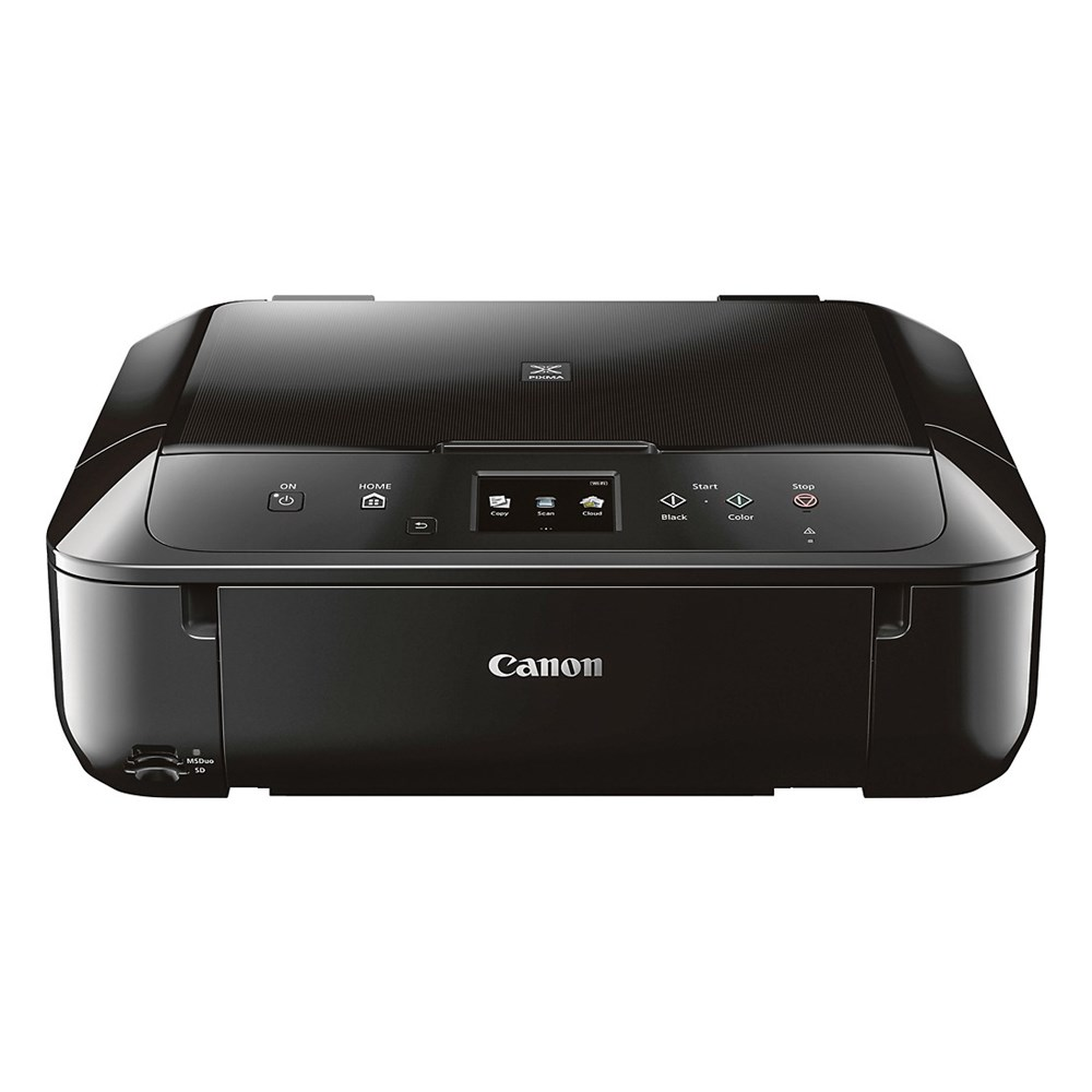 Canon Pixma MG6820 Photo All-in-One Inkjet Printer - Black