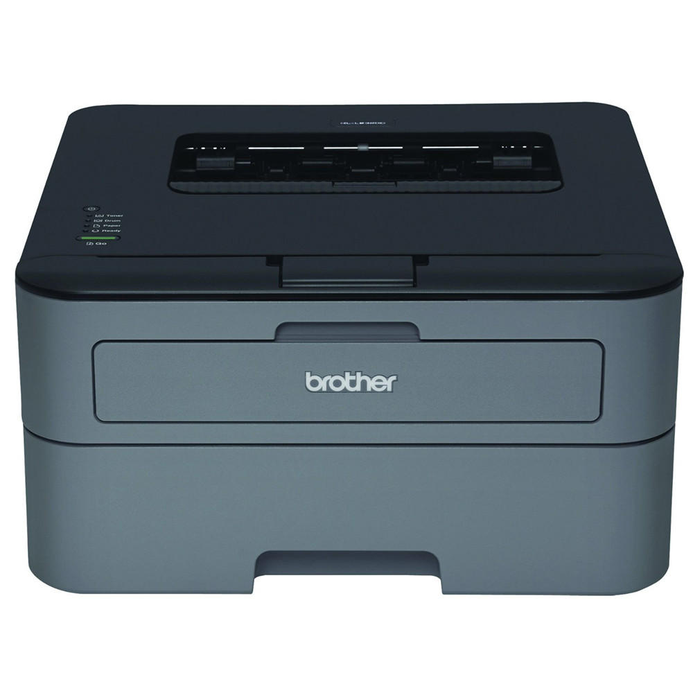 Brother HL-L2320D Monochrome Compact Laser Printer with Duplex Printing