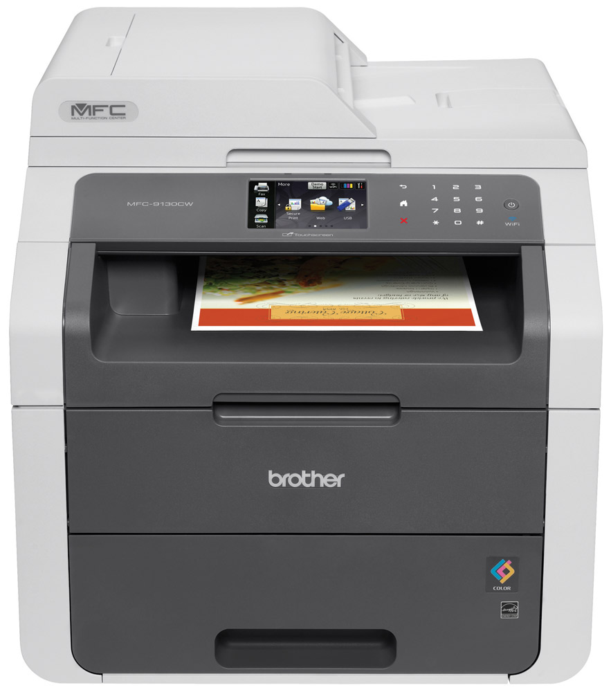 Brother MFC-9130cw Wireless All-In-One Printer
