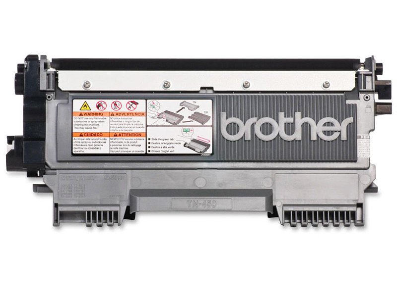 Brother TN-450 Original Black Toner Cartridge