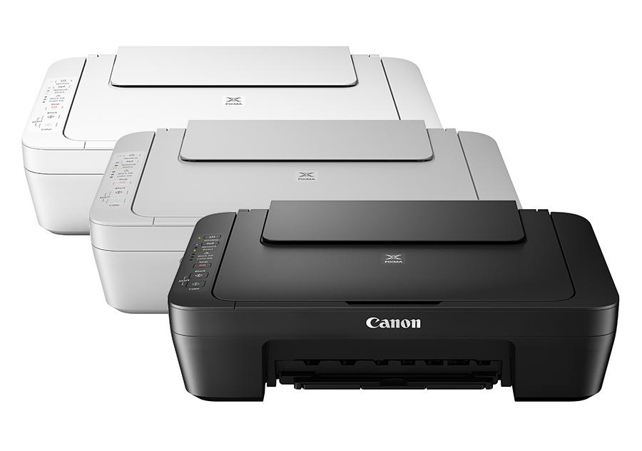 Canon PIXMA MG3020 3 Colors
