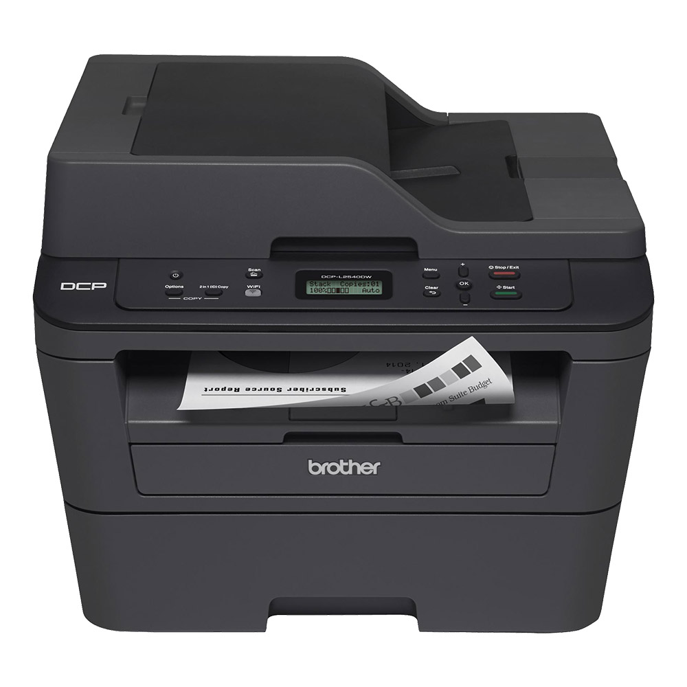 Brother-DCP-L2540DW-Monochrome-Laser-All-in-One-with-Wireless-Networking-and-Duplex