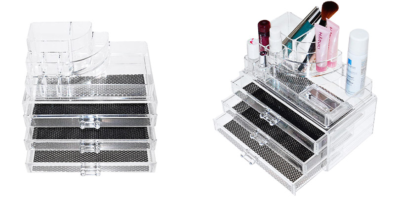 Clear-Acrylic-3-Drawer-Makeup-Organizer-Cosmetic-Organizer