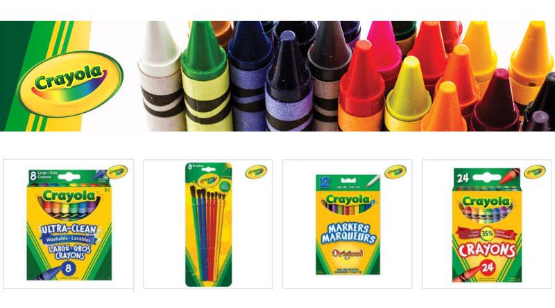 Crayola® Paint Accessories