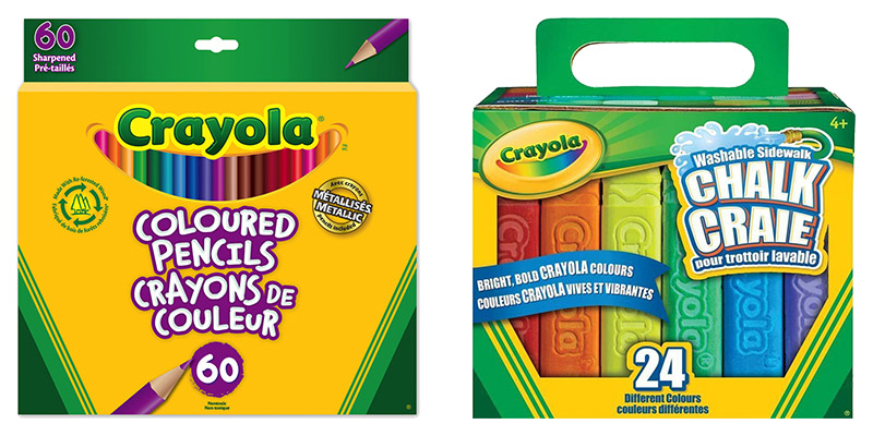 Crayola for kids