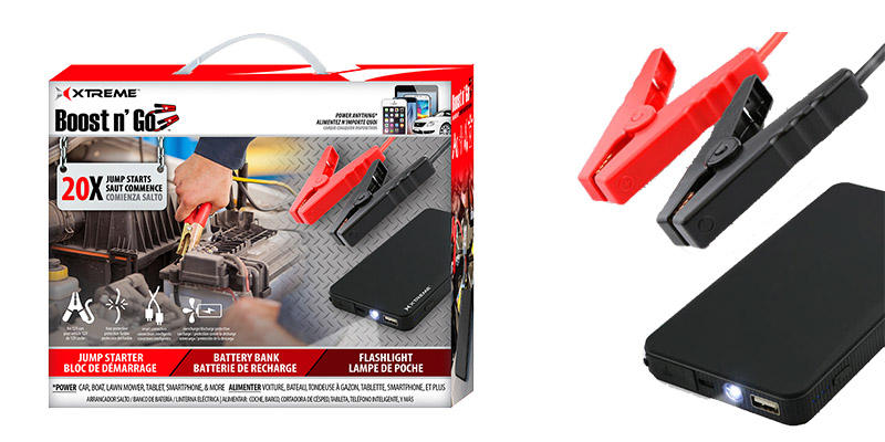 Xtreme-Boost-n'-Go-Jump-Starter-Battery-Bank