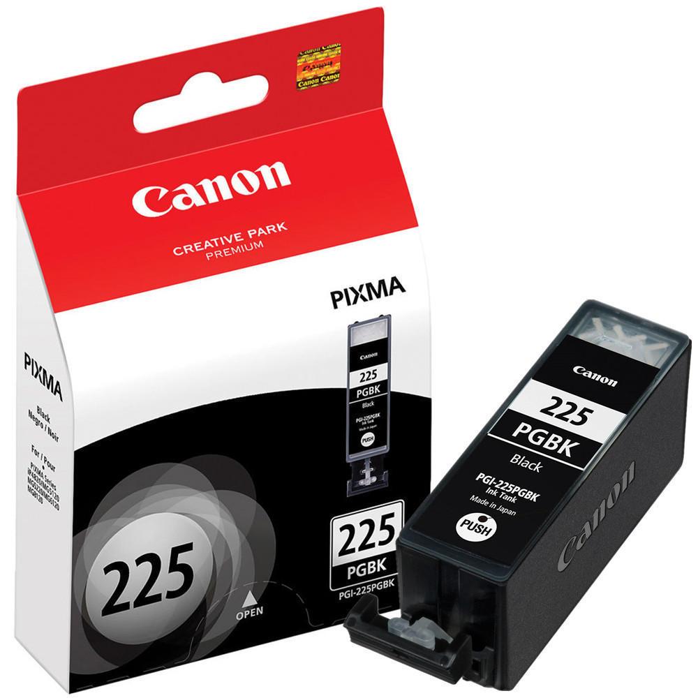 Canon-PGI-225BK-4530B001AA-Original-Pigment-Black-Ink-Cartridge