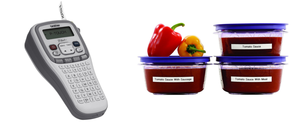 Brother® P-touch® PT-H100 Easy Handheld Label Maker