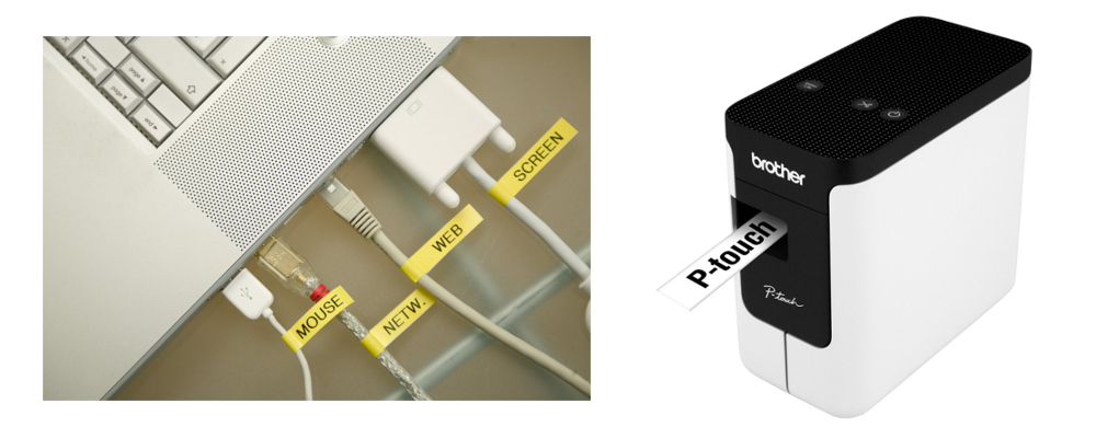 Brother® P-touch® PT-P700 PC Connectable Label Maker