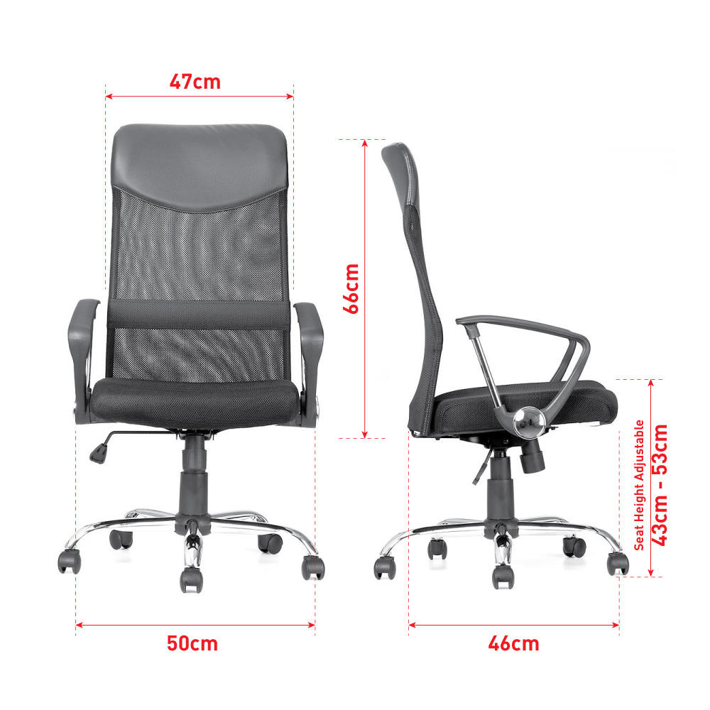Moustache® Ergonomic Adjustable Office Chair