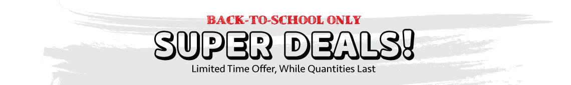 123Ink Back to Shool Super Deals
