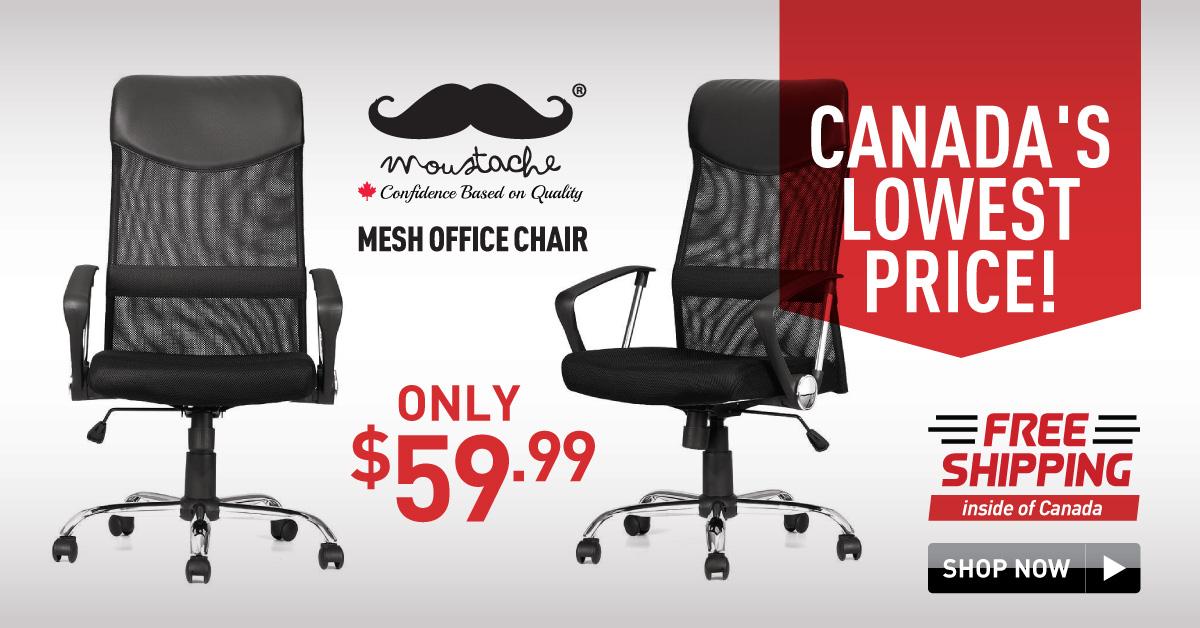 Ergonomic Adjustable High Back Office Mesh Chair